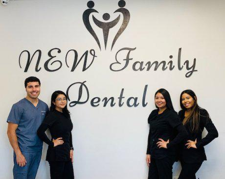 New Family Dental Team